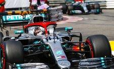 Mercedes netušil, že Hamilton má další rekord