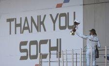 Mercedes-Benz vyhrál všechny velké ceny v Rusku