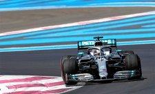 Hamilton ignoroval pokyn nepokusit se o nejrychlejší kolo