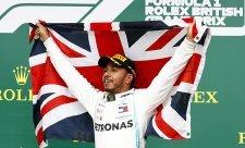 Tvrdé a ojeté gumy stačily Hamiltonovi na rekord