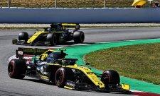 Ricciardo žádá o týmovou režii