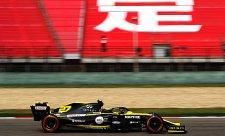 Postaví Renault kvalifikační vůz?