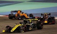 Renault by chtěl být tak dobrý jako McLaren