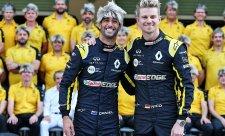 Souboj týmových kolegů - Ricciardo versus Hülkenberg