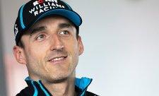 Kubica oznámil rozchod s Williamsem