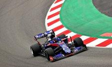 Toro Rosso vyfouklo prvenství Alfě