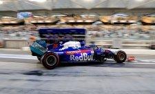 Toro Rosso dostalo pokutu