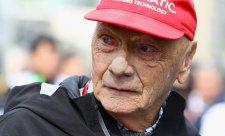 Lauda se zotavuje, ale na F1 zatím nepojede
