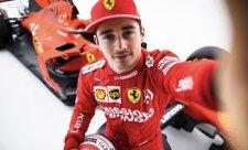 Leclerc chce získat Ferrari na svou stranu