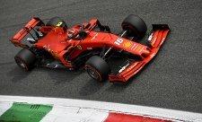 Scheckter předal Leclerkovi vítězné poselství