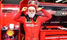 Leclerc porazil Albona a opět zvítězil
