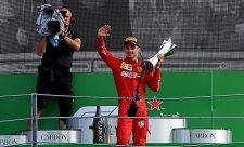 Binotto po Verstappenovi netouží, stačí mu Leclerc