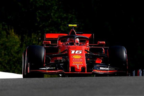 Leclerc se konečně dočkal