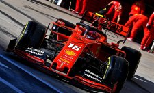 Leclerc dostane nový motor