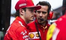 Ferrari je k Leclerkovi kruté, míní Rosberg