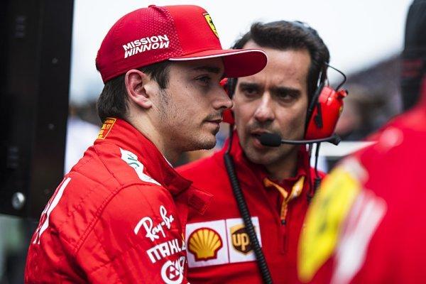 Leclerc spolu s Verstappenem? Nikdy!