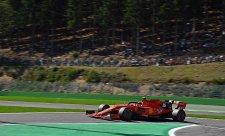 Ferrari získalo čtvrté pole position v sezoně