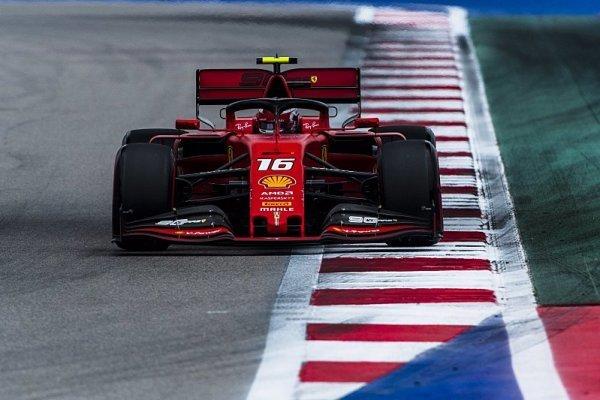 Poslední prověrka v režii Ferrari
