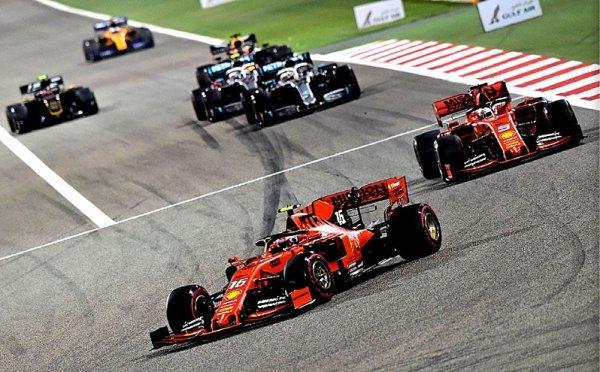 Ferrari také podporuje obrácený rošt