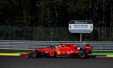 Proč Ferrari v Belgii jezdí se starými motory?