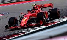 Nedostižný Leclerc počtvrté za sebou na pole position