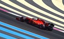 Leclerc si myslel na druhé místo