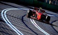 Leclerc nezvládl závěr kvalifikace