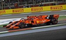 FIA potvrdila prozkoumání palivového systému Ferrari