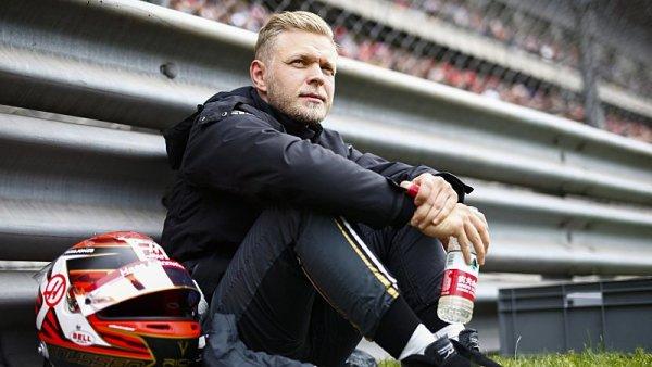 Velké týmy o mě nemají moc zájem, přiznal Magnussen