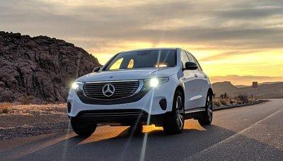 Mercedes chystá další elektrické SUV