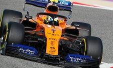 McLaren potvrdil ztrátu Petrobrasu
