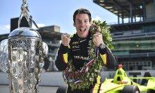 Pagenaud inkasoval za triumf v Indy 62,5 milionu korun!