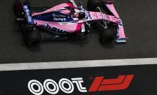 Vettel žaloval na Péreze, že mu překážel