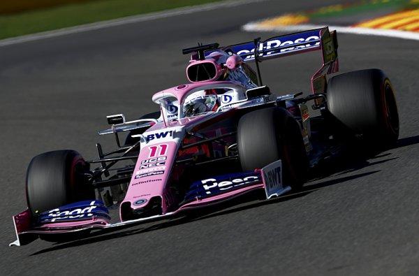 Pérez prodloužil smlouvu s Racing Pointem