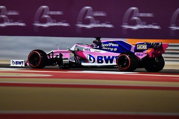 Bahrajn odhaluje nejhorší vlastnosti vozu RP19