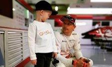 Räikkönen téměř nevnímá změnu