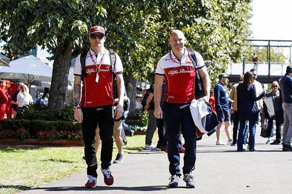 Pro Räikkönena je závodění už jen hobby