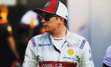 Skončila jedna velká Räikkönenova série