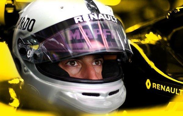 Ricciardo při přestupu ztratil kouzelné brzdy