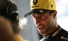 S ferrari budu spojován napořád, míní Ricciardo