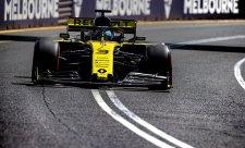 Ricciardovi chybí přítlak, jaký měl u Red Bullu