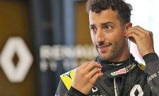 Ricciardo Vettela určitě nenahradí