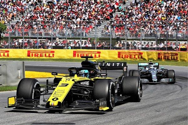 Formule 1 může být open-source