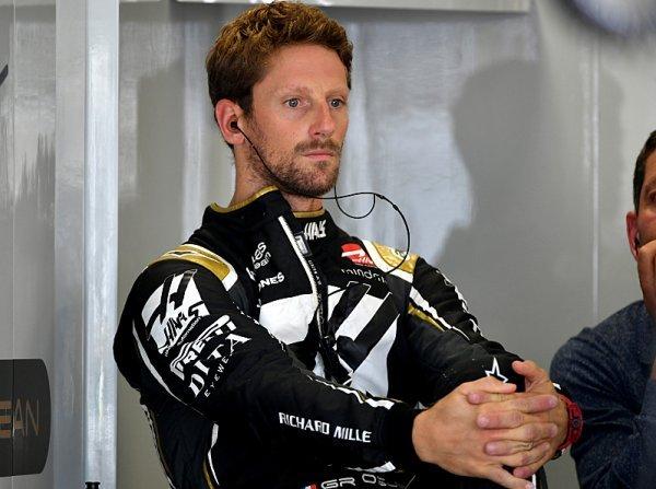 Grosjean se na Kubicu v týmu netěší