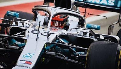 Test Mercedesu pomůže Williamsu