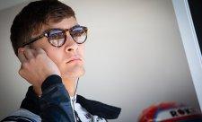 Russell je ven ze hry o sedačku Mercedesu