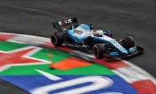 Bude Williams v závodě konkurenceschopnější?