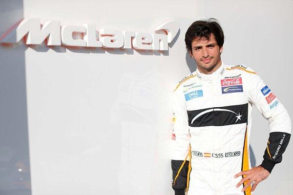 McLaren je opět ve středu pole
