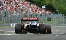 Pilota formule 1 už nikdo nebere jako sportovce