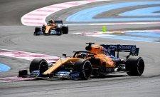 McLaren si půjčil 150 milionů liber